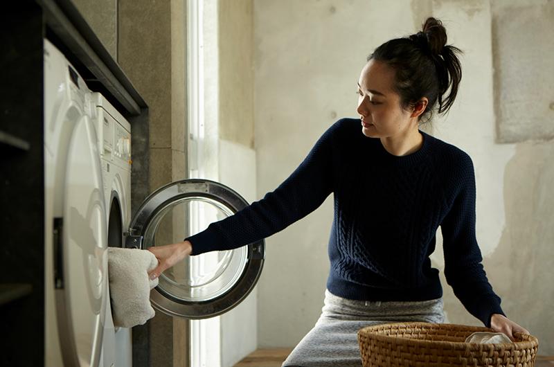洗濯表示マークの意味と洗濯方法について
