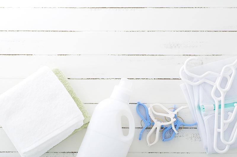 洗濯に使える洗剤の種類と使い方