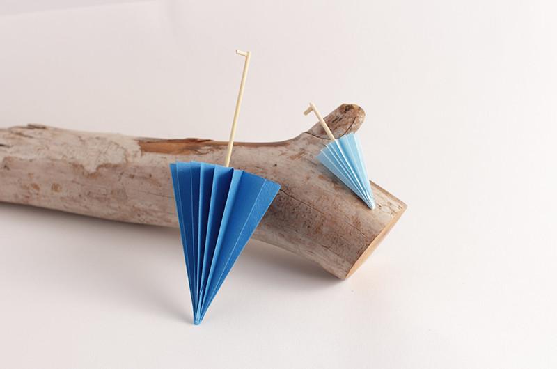 傘の折り方