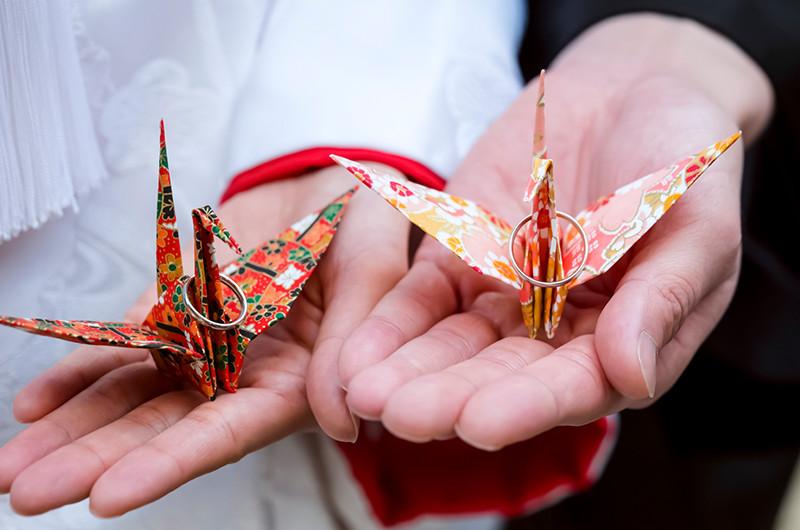 折り紙で作る鶴の折り方について