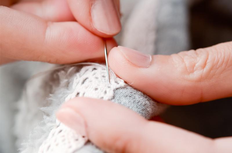 手縫いのトートバッグの作り方