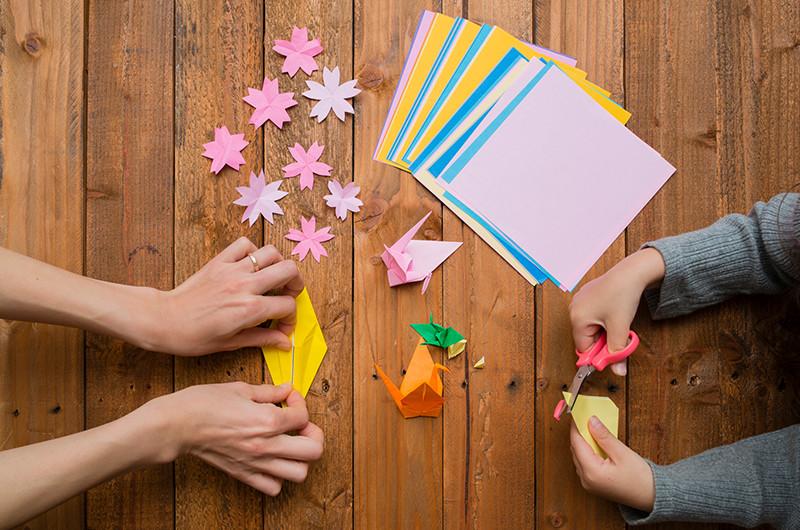 簡単でかわいい!オシャレな折り紙の折り方