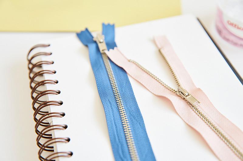意外と簡単!ファスナーの縫い付け方とコツをご紹介