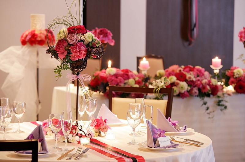 結婚式や披露宴に!手作りの席札の作り方について