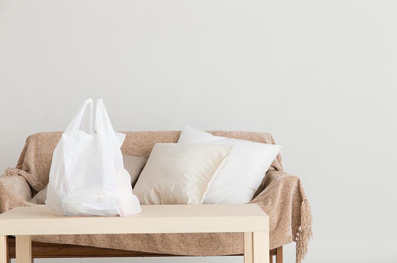 レジ袋の収納術・整理術について