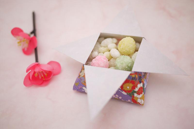 ちょっとした小物入れに!折り紙で作れる袋の折り方
