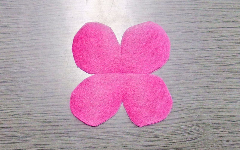 Fラップの花弁