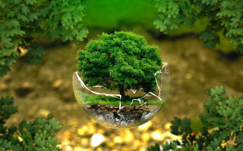 環境に優しい資源