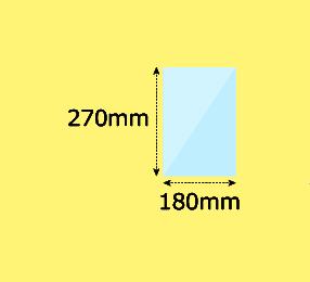 幅180×高270mm