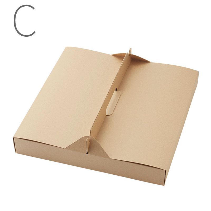 HEIKO ネオクラフト キャリーピザボックス M 10枚