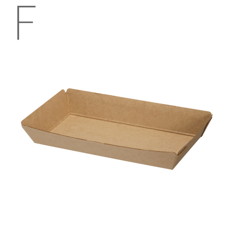 食品容器 ネオクラフト トレー S 50枚