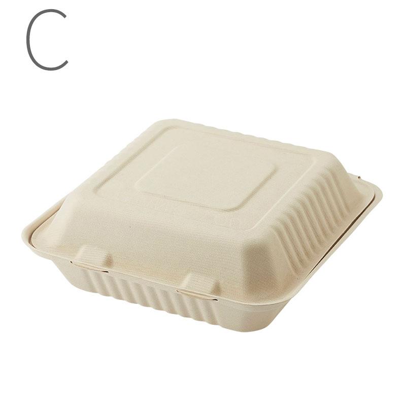 HEIKO 紙皿 バンブーペーパーウエア フードパック BFD3-22 20枚