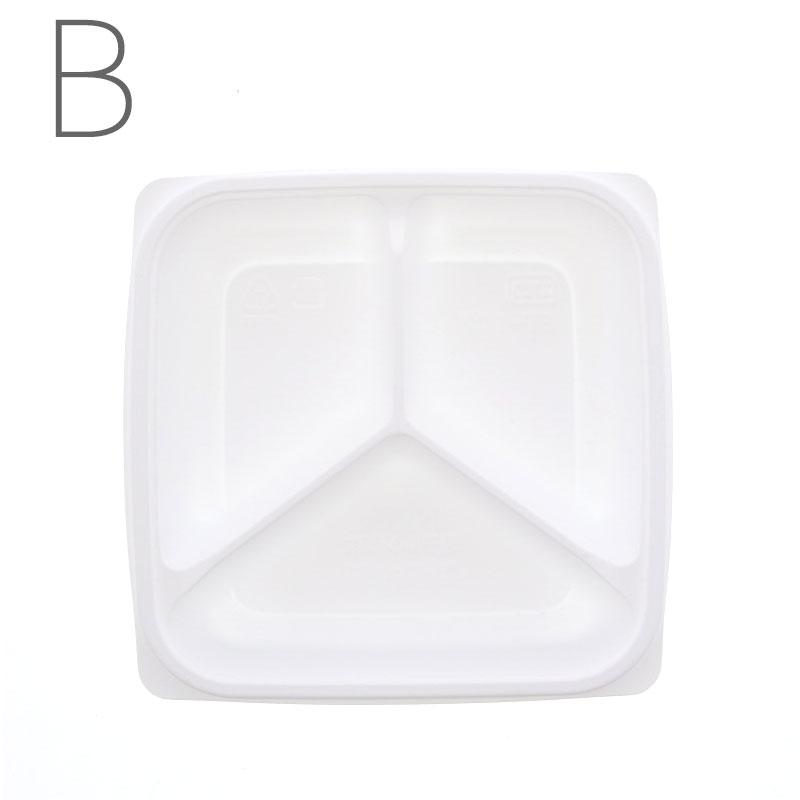 エフピコ 惣菜容器 タフクック 身丈 FT-107 白 50枚