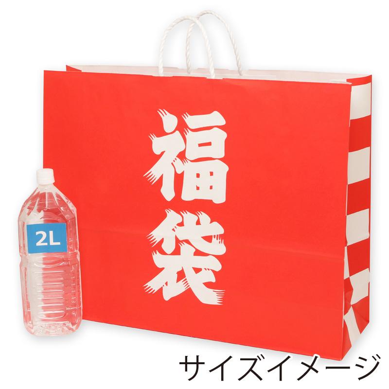 HEIKO 紙袋 福袋 25チャームバッグ 25CB 60-2 福袋 50枚 4901755356557 ...