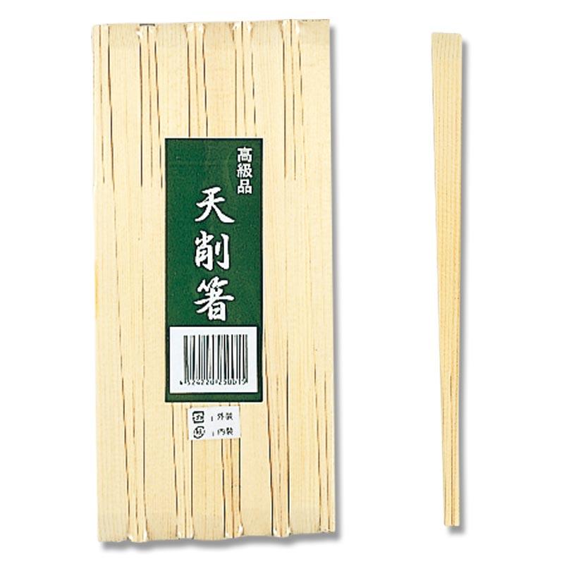 エゾ松 天削箸 24cm 100膳/ /24cm