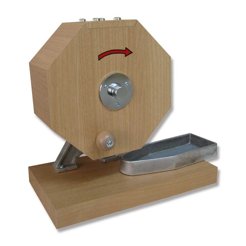 抽選器 300球用 NTY-300 木製抽選器 1台 4901755745160 通販 | 包装 ...
