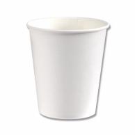HEIKO S.T.紙コップ(ペーパーカップ)E 7オンス ホワイト 100個