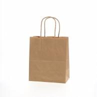 HEIKO 紙袋 25チャームバッグ 25CB 21-12 未晒無地 50枚