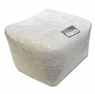 HEIKO 緩衝材 紙パッキン 業務用1kg入 白