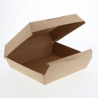 HEIKO 食品容器 ネオクラフトボックス ランチボックス L 10枚