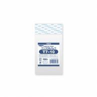 HEIKO OPP袋 クリスタルパック T7-10 (テープ付き) 100枚