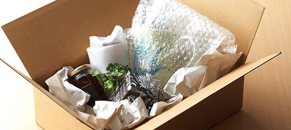 梱包・発送はリピーター獲得の肝